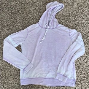 Light purple sweatshirt